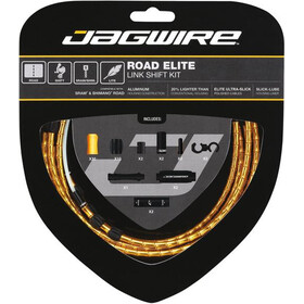 Jagwire Road Elite Link Set cavo del cambio, gold
